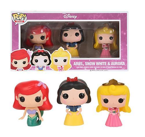 Les funko Minipop-princesses