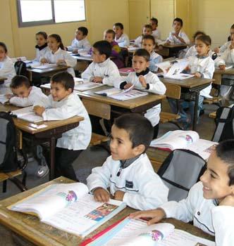 مدارسنا......و ....مدارسهم..... Enfantsclasse3
