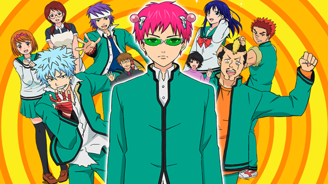 [ARTICLE][TOP 5] Les Mangas/Animes les plus drôles SAIKI-KUSUO-NO-PSI-NAN-TV-soanime