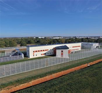 Etablissement Pénitentiaire - Centre de Détention / NANTES - Carquefou (nouvelle prison) APIJ_NANTES_web-10