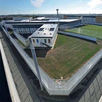 Etablissement Pénitentiaire - Centre de Détention / NANTES - Carquefou (nouvelle prison) APIJ_NANTES_web-20