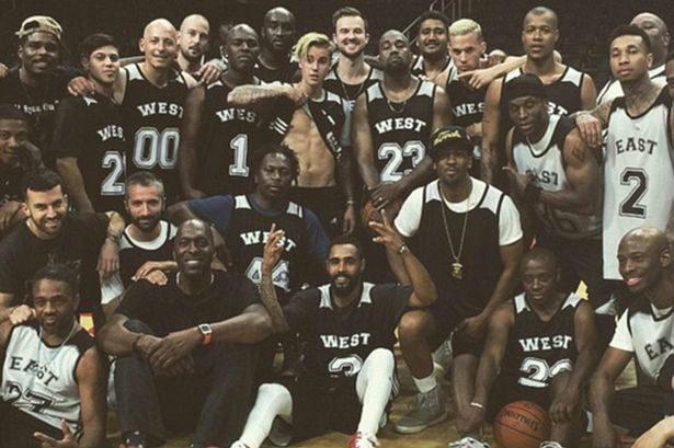 ¿Cuánto mide Kanye West? - Altura - Real height Justinbieber-flashabs