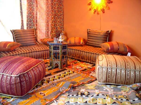 ديكورات منازل جزائرية  Salonathome1