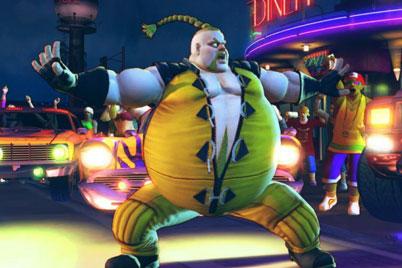 Fighters, DOA, Tekken, Street Fighter, Mortal Kombat, KOF, BlazBlue etc - Page 3 Rufus-Showing-Off-His-Fat