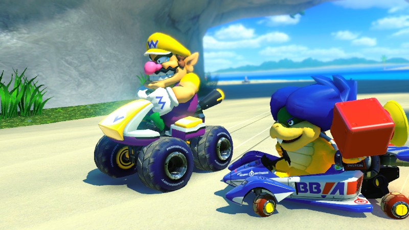Review: Mario Kart 8 (Wii U Retail) Mario-Kart-8-8