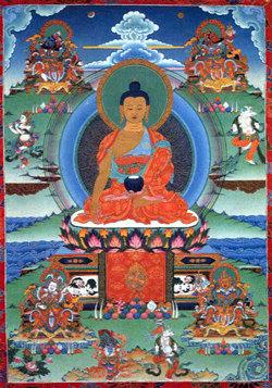 Histoire du Bouddha Sakyamuni