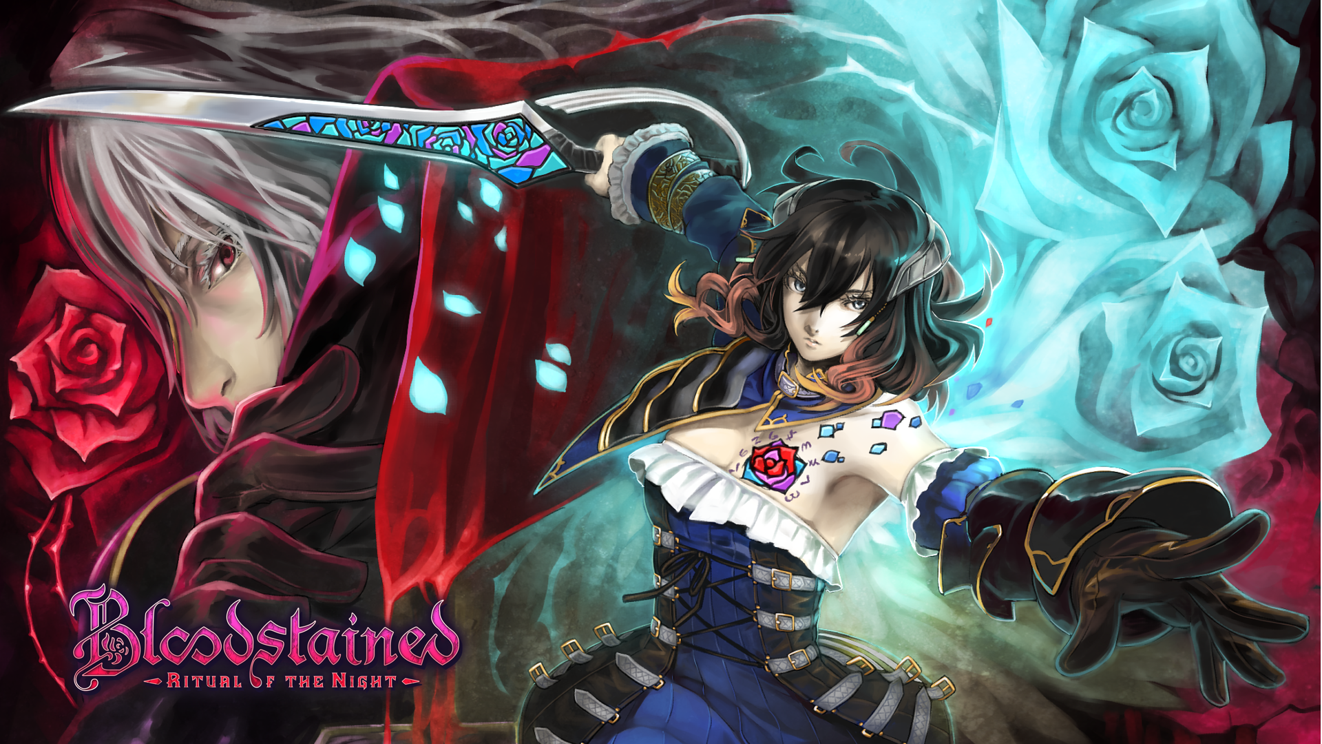 Castlevania - Page 4 Bloodstained-Cover