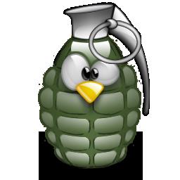 challenge carnassier Tux-grenade