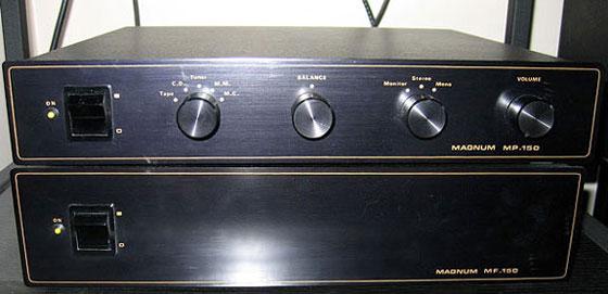Reproductor de cd marca AMC Magnum01