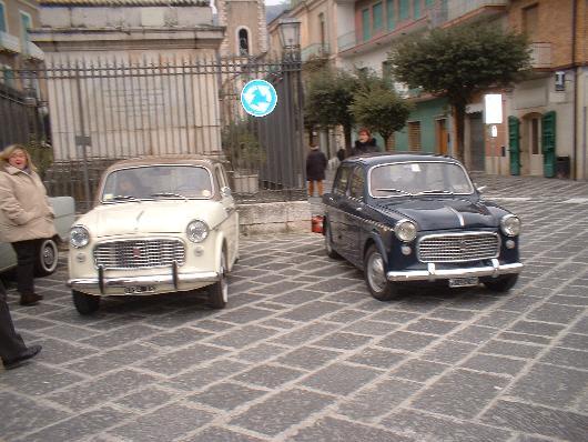 incontro con gli amici del nuovamillecentoclubitalia  il 7 marzo 2010 alla Certosa di Padula (SA) 001