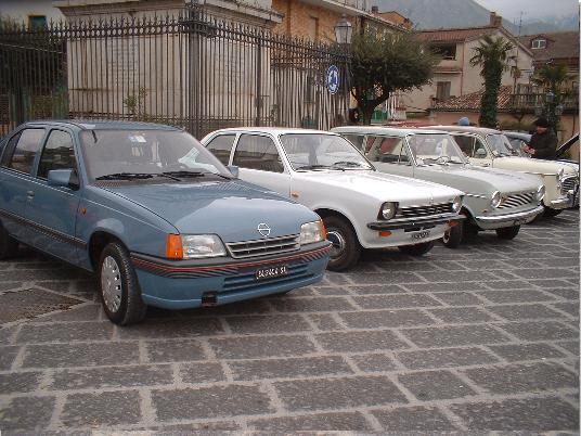 incontro con gli amici del nuovamillecentoclubitalia  il 7 marzo 2010 alla Certosa di Padula (SA) 004
