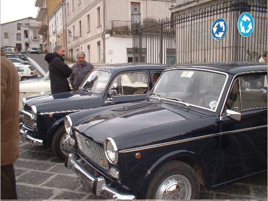 incontro con gli amici del nuovamillecentoclubitalia  il 7 marzo 2010 alla Certosa di Padula (SA) 005