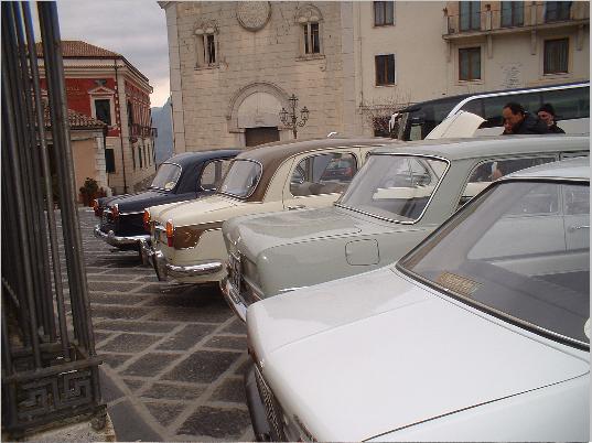 incontro con gli amici del nuovamillecentoclubitalia  il 7 marzo 2010 alla Certosa di Padula (SA) 008