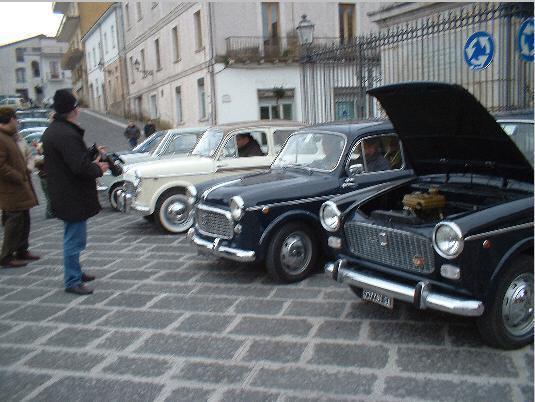 incontro con gli amici del nuovamillecentoclubitalia  il 7 marzo 2010 alla Certosa di Padula (SA) 009
