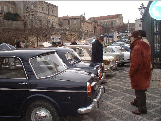 incontro con gli amici del nuovamillecentoclubitalia  il 7 marzo 2010 alla Certosa di Padula (SA) 0099