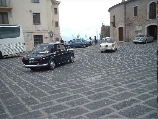 incontro con gli amici del nuovamillecentoclubitalia  il 7 marzo 2010 alla Certosa di Padula (SA) 011