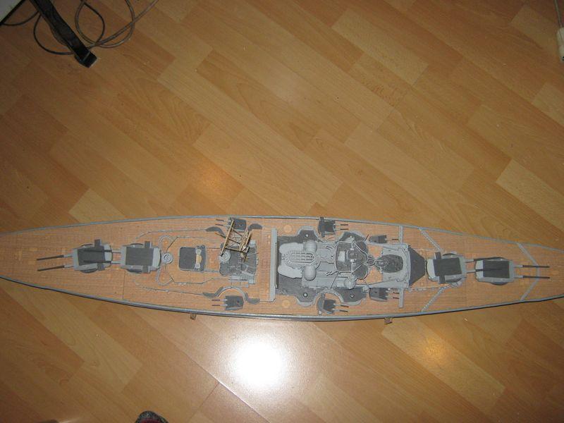 Schlachtschiff Bismarck von Amati 1/200 - Seite 7 Bismarck%200161