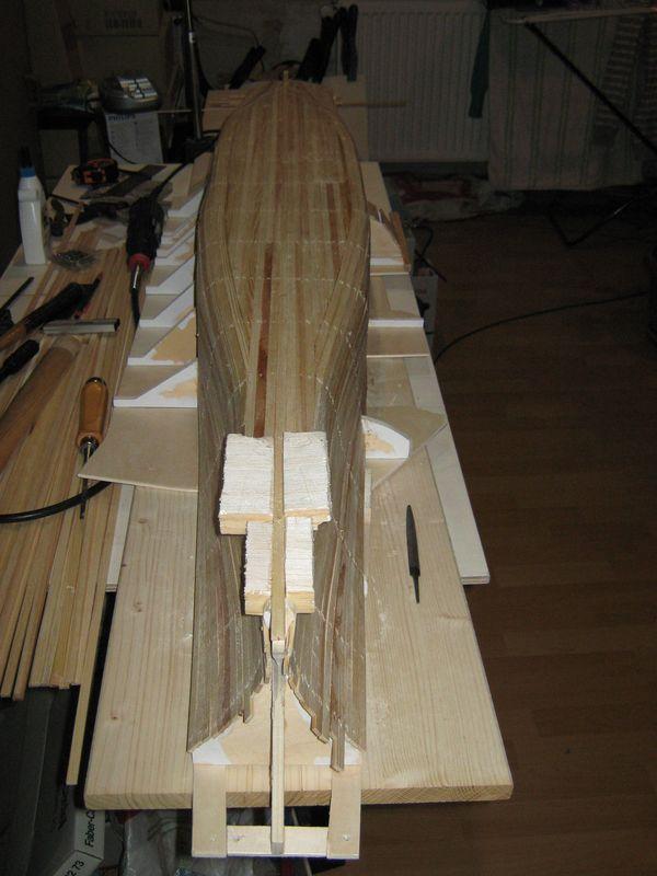 Baubericht Flugzeugträger CVN 65 im Maßstab 1/200 nach eigener Planung - Seite 2 Enterprise%20018