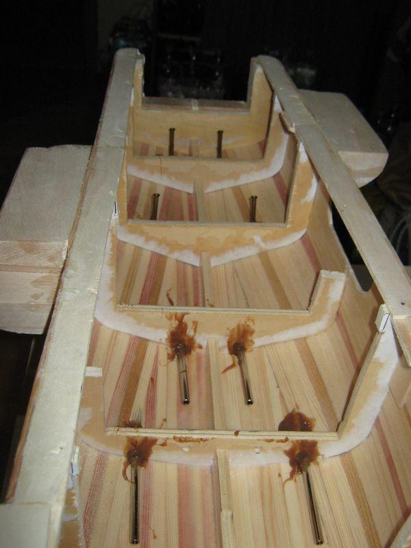 Baubericht Flugzeugträger CVN 65 im Maßstab 1/200 nach eigener Planung - Seite 5 Enterprise%20036