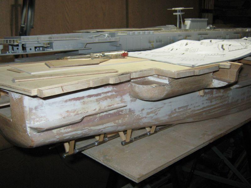 Baubericht Flugzeugträger CVN 65 im Maßstab 1/200 nach eigener Planung - Seite 9 Enterprise%20091