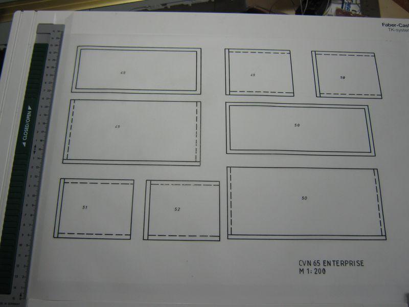Planung des Flugzeugträgers CVN 65 Enterprise 1/200. Enterprise%20024