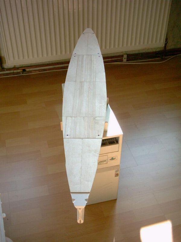 Schlachtschiff Bismarck von Amati 1/200 Bismarck%200003