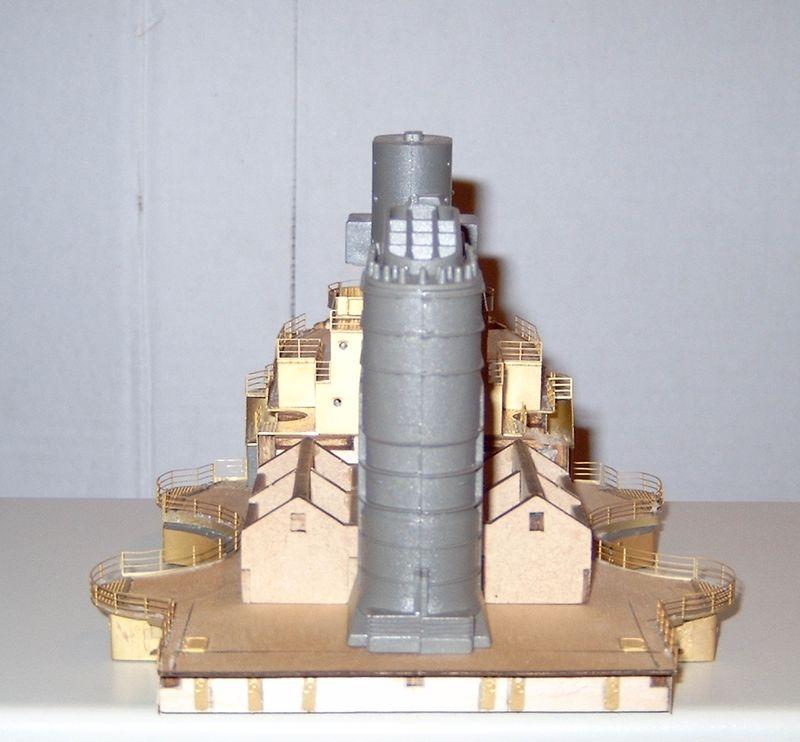 Schlachtschiff Bismarck von Amati 1/200 Bismarck%200060