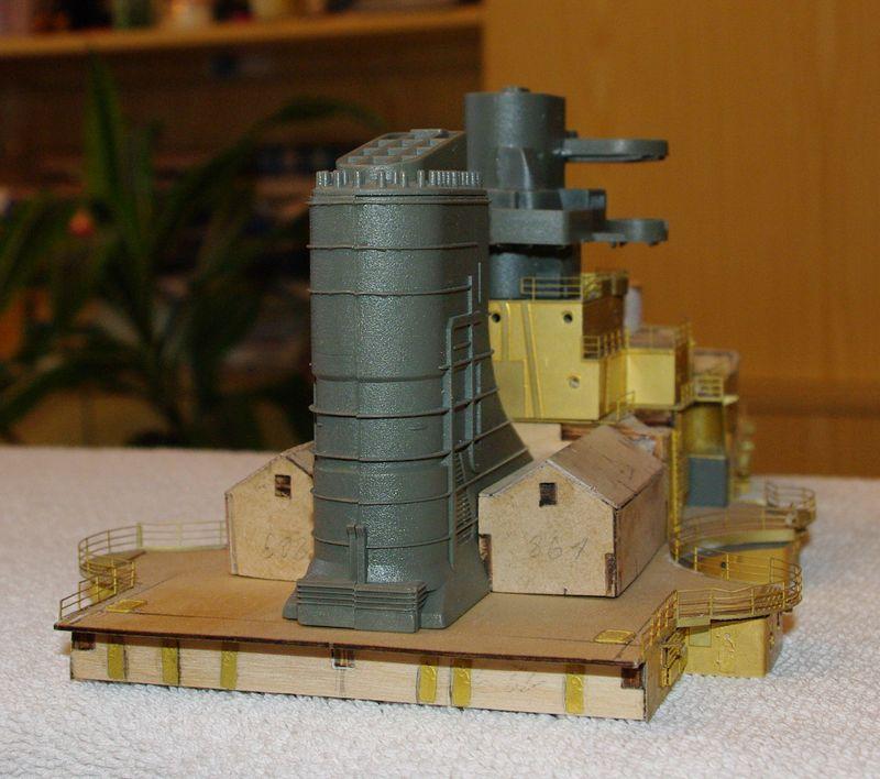 Schlachtschiff Bismarck von Amati 1/200 - Seite 2 Bismarck%200070