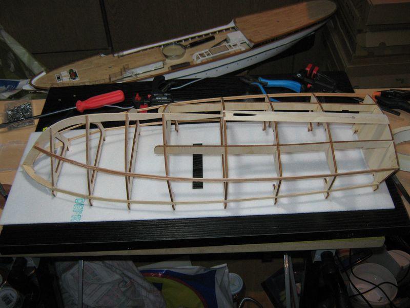 Classic Sportboot von Aeronaut ohne Maßstab Classic%20010
