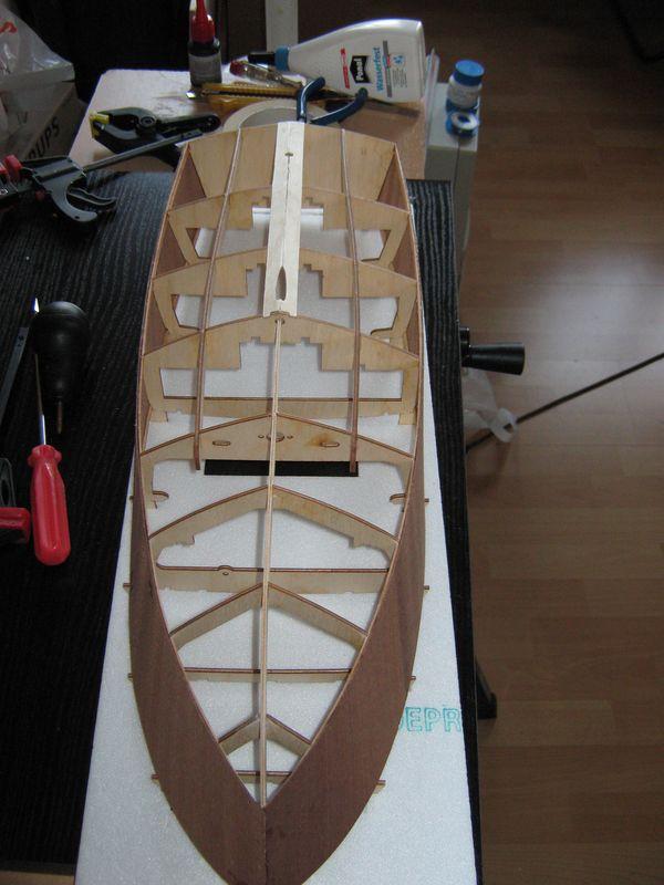 Classic Sportboot von Aeronaut ohne Maßstab Classic%20011
