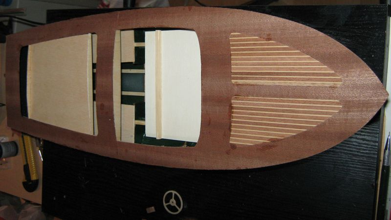 Classic Sportboot von Aeronaut ohne Maßstab Classic%20017