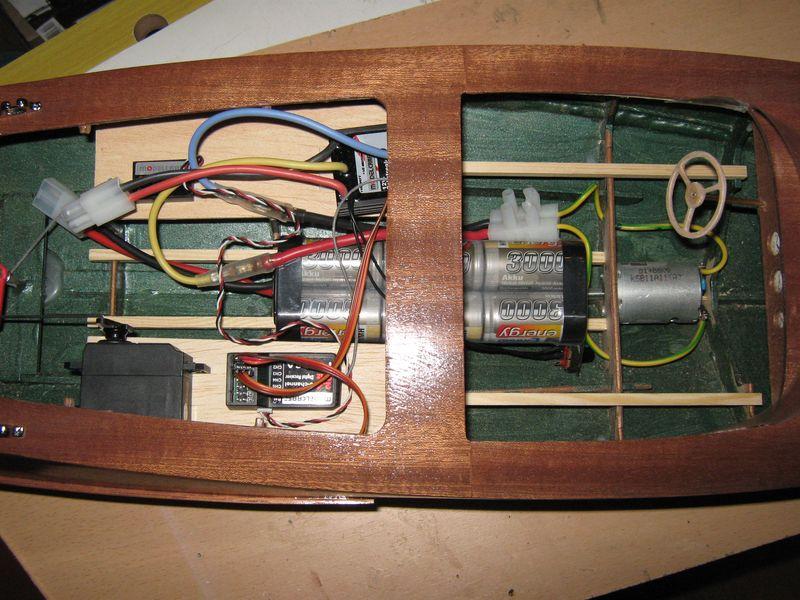 Classic Sportboot von Aeronaut ohne Maßstab Classic%20024