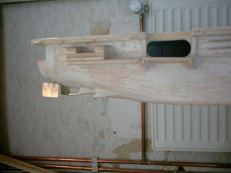 Flugzeugträger Forrestal 1/200 von kaewwantha Forrestall%200010