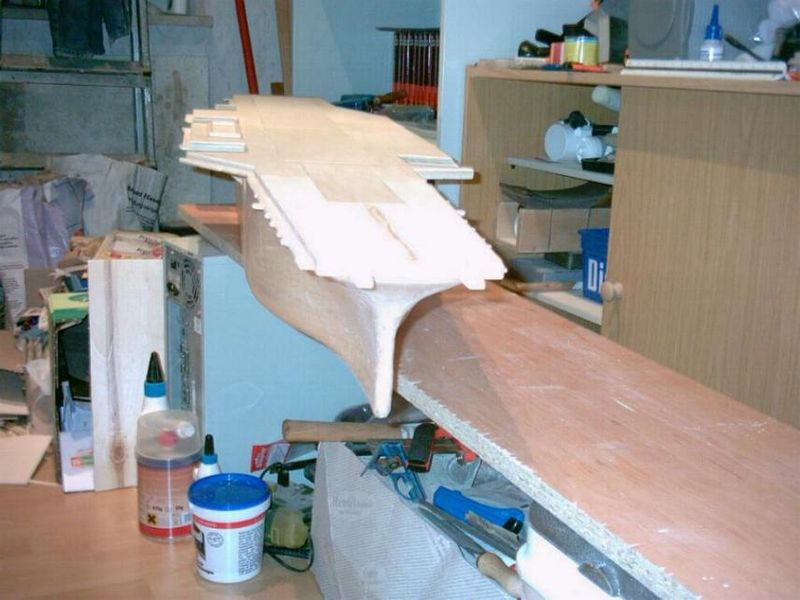 Flugzeugträger Forrestal 1/200 von kaewwantha Forrestall%200028
