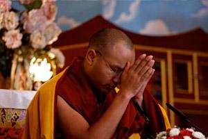 karmapa - Enseignement: Vivre le Dharma par SS le 17ème Karmapa Enseignements5