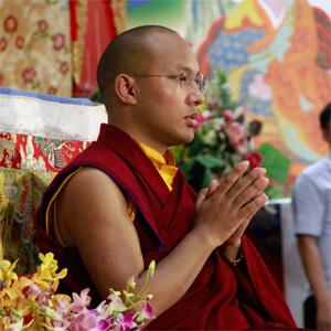 karmapa - Maîtres Eveillés : Conscience & sagesse par le 17ème Gyalwang Karmapa 2011-03-17_2