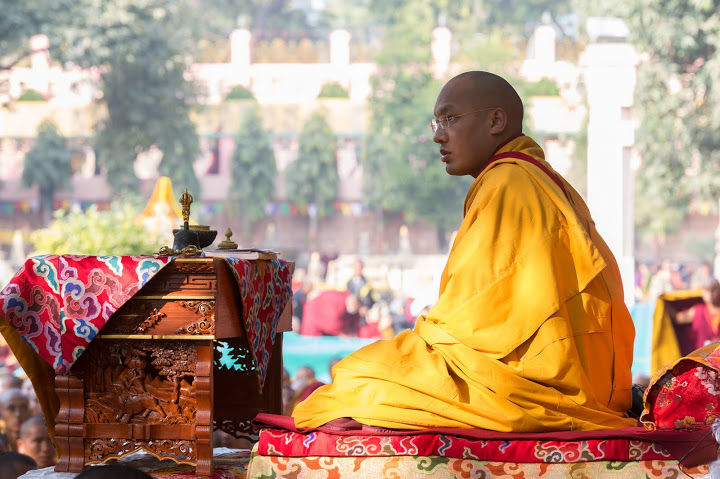 karmapa -     Maîtres Eveillés: L'Ornement du Monde : la Vision de Karmapa pour 2013 FilipWolak-MonlamDay8-5945