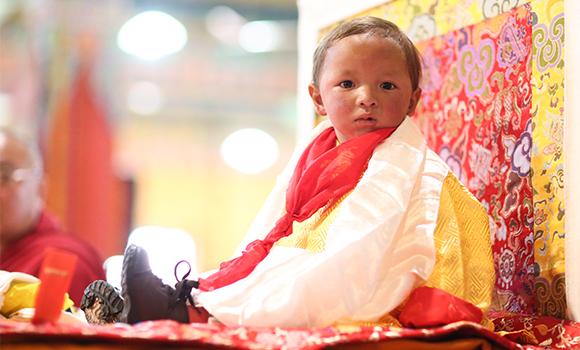 Une histoire étonnante : La recherche de la réincarnation de Tènga Rinpoché 2017.03.21