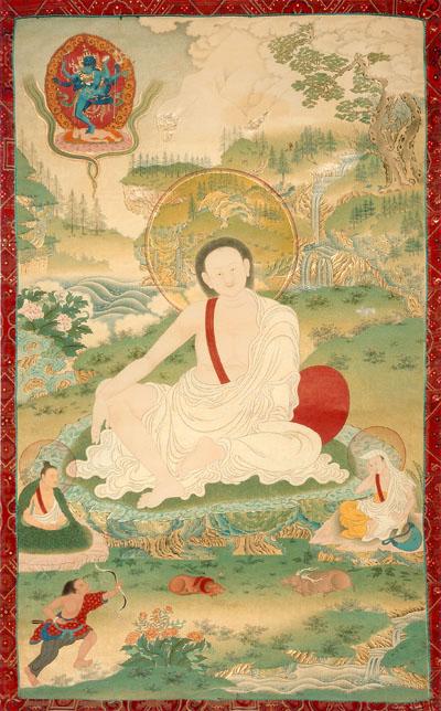 nero - Milarepa il Buddha Nero Milarepa_400