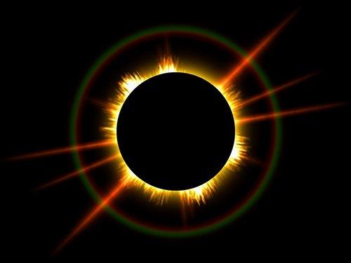 كسوف الشمس وخسوف القمر... آيات وأسرار Eclipse_sun_006
