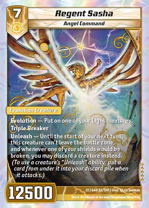 Kaijudo Card Game Regent_Sasha