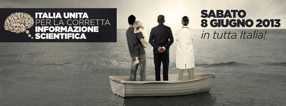 Italia unita per la corretta informazione scientifica Foto-con-persone