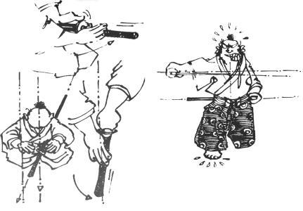 Iaido : le voie de l'unité de l'être. Delorme4s