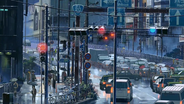 [FILM/MANGA] The Garden of Words (Kotonoha no Niwa) Tokyo-kotonoha-no-niwa