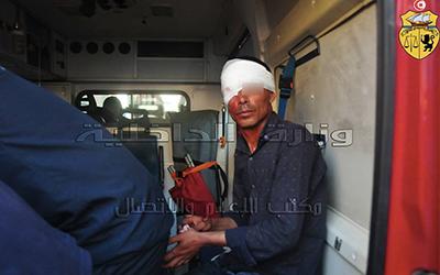 Violence au Stade de Radès : Les casseurs seront poursuivis en justice  Policiers-agresse-par-des-supporters