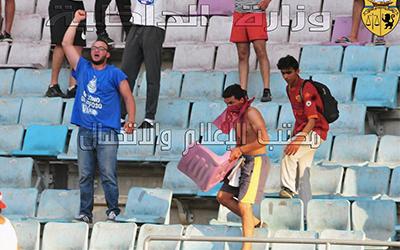 Violence au Stade de Radès : Les casseurs seront poursuivis en justice  Supporters-casseur-2