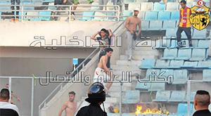 Violence au Stade de Radès : Les casseurs seront poursuivis en justice  Supporters-violents