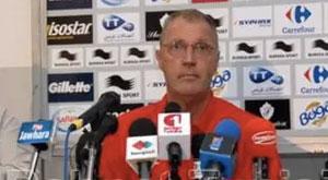 Tunisie-Football: Les 26 joueurs retenus par Krol pour le match contre le Cameroun Ruud_krol_10_12