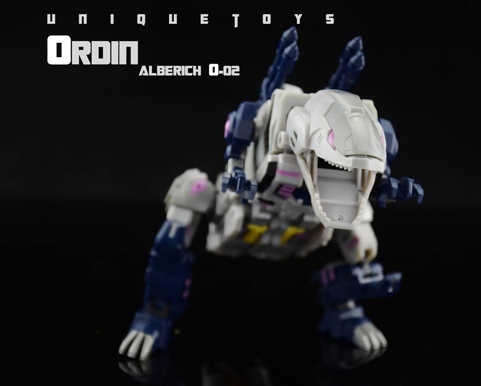 [Unique Toys] Produit Tiers - Ordin - aka Abominus Utrip3