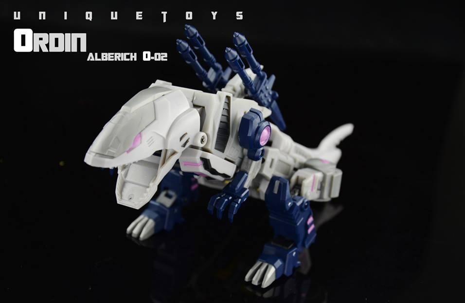 [Unique Toys] Produit Tiers - Ordin - aka Abominus Utrip8